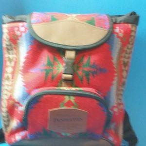 NWOT Pendelton purse size backpack